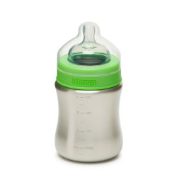 Бутылка Klean Kanteen BABY 266 мл (9oz) - Brushed Stainless